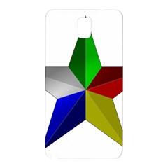 Druze Star Samsung Galaxy Note 3 N9005 Hardshell Back Case