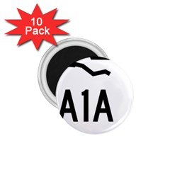 Florida State Road A1a 1 75  Magnets (10 Pack)