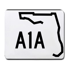 Florida State Road A1a Large Mousepads by abbeyz71