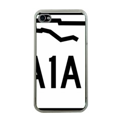 Florida State Road A1a Apple Iphone 4 Case (clear) by abbeyz71