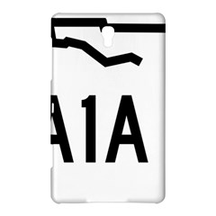 Florida State Road A1a Samsung Galaxy Tab S (8 4 ) Hardshell Case  by abbeyz71