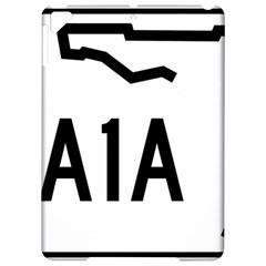 Florida State Road A1a Apple Ipad Pro 9 7   Hardshell Case by abbeyz71