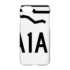Florida State Road A1a Apple Iphone 7 Hardshell Case by abbeyz71