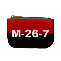 The 26th Of July Movement Flag Mini Coin Purses