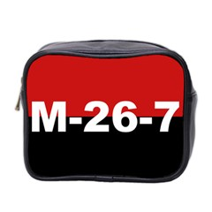The 26th Of July Movement Flag Mini Toiletries Bag 2 Side