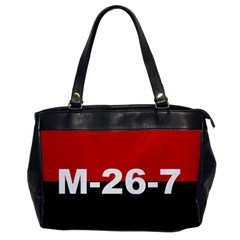 The 26th Of July Movement Flag Office Handbags