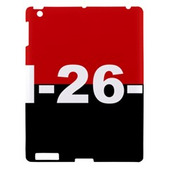 The 26th Of July Movement Flag Apple Ipad 3/4 Hardshell Case by abbeyz71