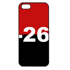 The 26th Of July Movement Flag Apple Iphone 5 Seamless Case (black)