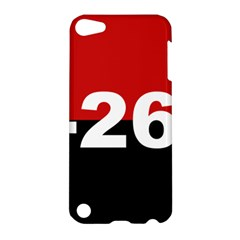 The 26th Of July Movement Flag Apple Ipod Touch 5 Hardshell Case by abbeyz71