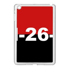 The 26th Of July Movement Flag Apple Ipad Mini Case (white) by abbeyz71