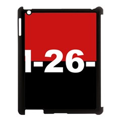 The 26th Of July Movement Flag Apple Ipad 3/4 Case (black)