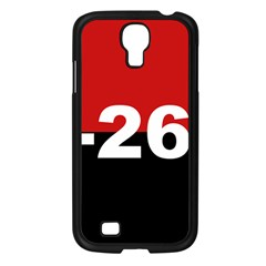 The 26th Of July Movement Flag Samsung Galaxy S4 I9500/ I9505 Case (black)