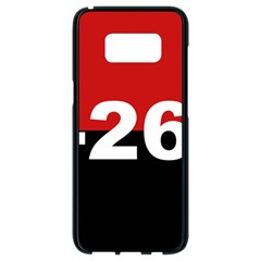 The 26th Of July Movement Flag Samsung Galaxy S8 Black Seamless Case