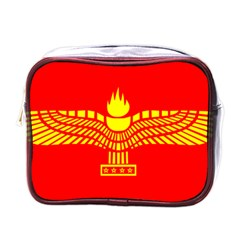 Aramean Syriac Flag Mini Toiletries Bags