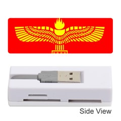 Aramean Syriac Flag Memory Card Reader (stick)