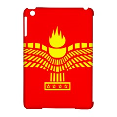 Aramean Syriac Flag Apple Ipad Mini Hardshell Case (compatible With Smart Cover) by abbeyz71