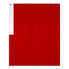 Revolutionary War Flag Of New England Shower Curtain 60  X 72  (medium)