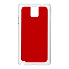 Revolutionary War Flag Of New England Samsung Galaxy Note 3 N9005 Case (white) by abbeyz71