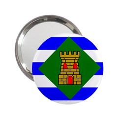 Flag Of Vieques 2 25  Handbag Mirrors
