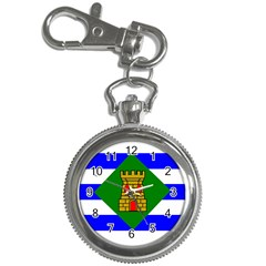 Flag Of Vieques Key Chain Watches