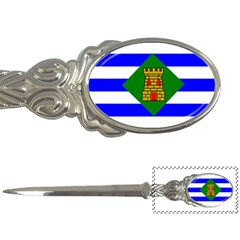 Flag Of Vieques Letter Openers by abbeyz71