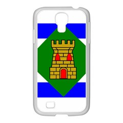 Flag Of Vieques Samsung Galaxy S4 I9500/ I9505 Case (white)