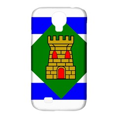 Flag Of Vieques Samsung Galaxy S4 Classic Hardshell Case (pc+silicone)