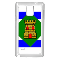 Flag Of Vieques Samsung Galaxy Note 4 Case (white)