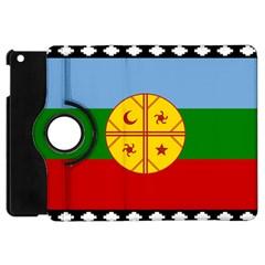 Flag Of The Mapuche People Apple Ipad Mini Flip 360 Case