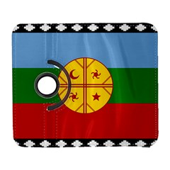 Flag Of The Mapuche People Galaxy S3 (flip/folio) by abbeyz71