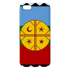 Flag Of The Mapuche People Apple Iphone 5 Premium Hardshell Case