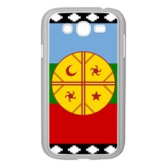 Flag Of The Mapuche People Samsung Galaxy Grand Duos I9082 Case (white)
