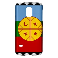 Flag Of The Mapuche People Galaxy S5 Mini by abbeyz71