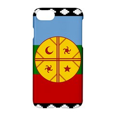 Flag Of The Mapuche People Apple Iphone 8 Hardshell Case