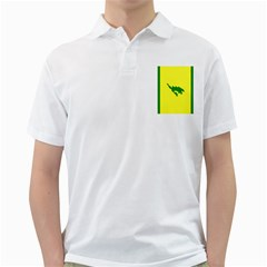 Flag Of Culebra Golf Shirts