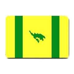 Flag Of Culebra Small Doormat