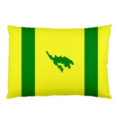 Flag Of Culebra Pillow Case