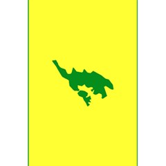 Flag Of Culebra 5 5  X 8 5  Notebooks
