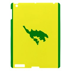 Flag Of Culebra Apple Ipad 3/4 Hardshell Case