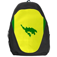 Flag Of Culebra Backpack Bag