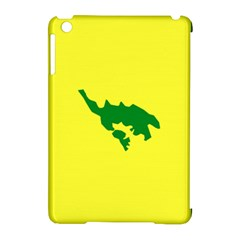 Flag Of Culebra Apple Ipad Mini Hardshell Case (compatible With Smart Cover) by abbeyz71