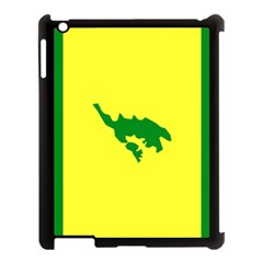 Flag Of Culebra Apple Ipad 3/4 Case (black)