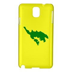 Flag Of Culebra Samsung Galaxy Note 3 N9005 Hardshell Case