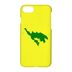 Flag Of Culebra Apple Iphone 8 Hardshell Case