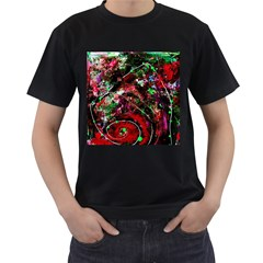 Bloody Coffee 6 Men s T Shirt (black)