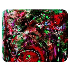 Bloody Coffee 6 Double Sided Flano Blanket (medium)