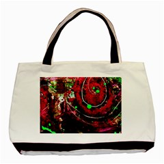 Bloody Coffee 5 Basic Tote Bag by bestdesignintheworld