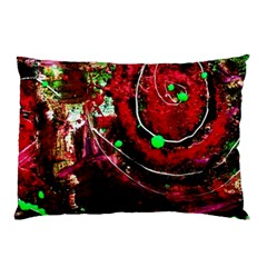 Bloody Coffee 5 Pillow Case (two Sides)