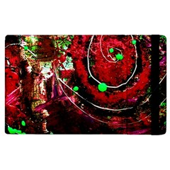 Bloody Coffee 5 Apple Ipad 2 Flip Case