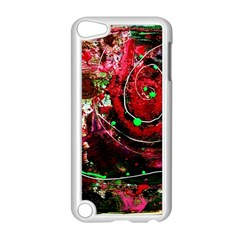 Bloody Coffee 5 Apple Ipod Touch 5 Case (white)